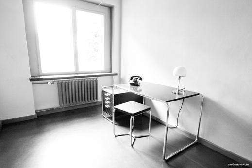 Dessau, Meisterhäuser - Paul Klee